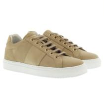 Sneakers - Sneaker Beige Nubuck