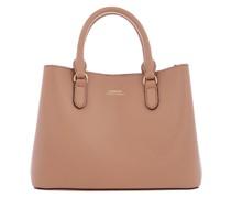 Tote Marcy II Satchel Bag Mini Leather Nude