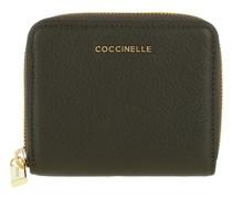 Portemonnaie Metallic Soft Wallet Leather