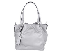 Tasche - Small Flower Bag Tote Grey