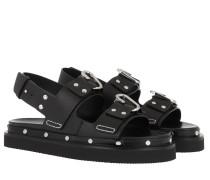 Sandalen Alix Flatform Sandal Black