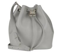 Tasche - Butterfly Bucket Bag Warm Grey