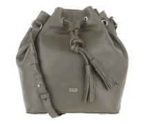 Albany Bucket Bag Taupe Beuteltasche braun