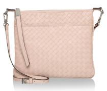 Tasche - Crossbody Bag Braided Nappa Rosa