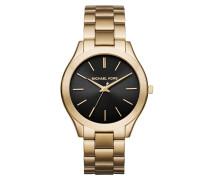 Armbanduhr - Slim Runway Ladies Watch Gold
