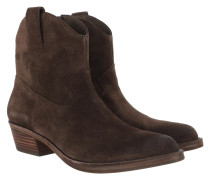 Boots Bootie Baby Soft Leather Espresso
