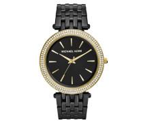 Darci Ladies Watch Black Armbanduhr