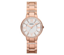 Uhr Virginia Dress Watch Rose Gold