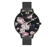 Uhr Women Quartz Watch Signature Florals