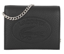 Portemonnaie Croco Crew Phone Wallet Black
