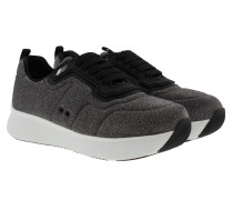 Move Sneakers Argento Sneakers silber