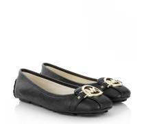 Ballerinas - Fulton Mocassin Leather Black