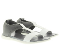 Caprise Sandal Charcoal-White
