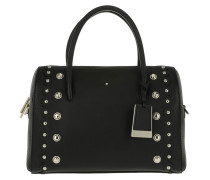 Mega Lane Satchel Bag Black Bowling Bags