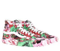 Sneakers Vans X Kenzo High Top Sneaker Medium Red