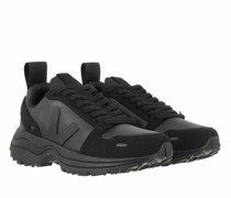 Sneakers Hiking Style Vegan-Suede