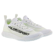 Sneakers Tech Racer Athletic White/Black