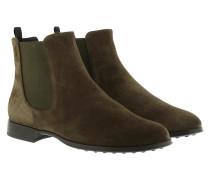 Boots Crostina Suede Oliva