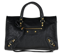 Classic City Tote S Black Umhängetasche