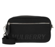Pochette Pouch Small Leather Black