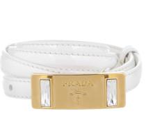 Kleinleder - Belt Vernice Blanco