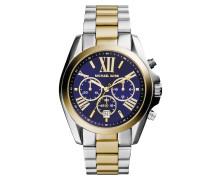 Bradshaw Ladies Watch Silver/Gold Armbanduhr gold