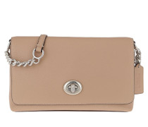 Umhängetasche Crosstown Crossbody Bag Polished Pebble Lh/Taupe