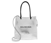 Tote XXS Shopping Bag Silver