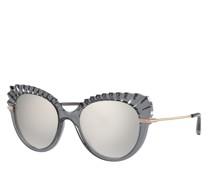 Sonnenbrille Women Sunglasses Eternal 0DG6135 Transparent Grey