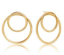 Ohrringe Valenza Pianura Earrings 18K Gold Plated