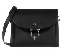 Umhängetasche Flora Crossbody Bag Black