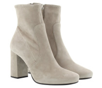 Boots & Booties - Calzature Donna Camoscio Booties Pomice Sand