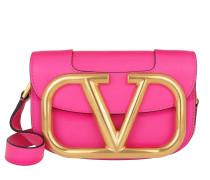 Umhängetasche SuperVee Crossbody Bag Small Pink