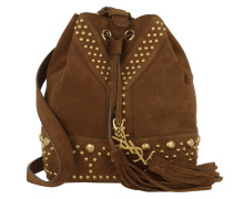 Small Y Bucket Bag Fox Beuteltasche