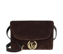Umhängetasche GG Ring Shoulder Bag Brown