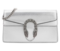 Umhängetasche Dionysus Super Mini Bag GG Supreme Silver/Black
