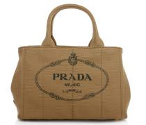 Tasche - Canapa Shopping Bag Tabacco