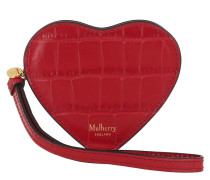 Portemonnaie Heart Coin Wallet Scarlet Red