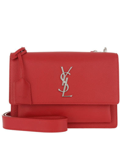 Monogramme Satchel Sunset Red