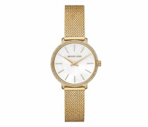 Uhr Pyper Two-Hand Stainless Steel Watch