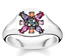 Ring Colourfull Stones