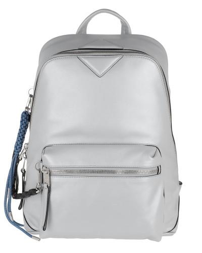 Rucksack Neo Medium Backpack Berlin Silver