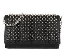 Umhängetasche Small Paloma Crossbody Bag Leather Black