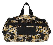 Reisetasche Macrologo Backpack Black/Gold