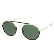 Sonnenbrille CARRERA 208/S Goldgreen