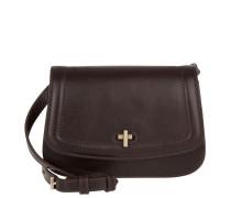 Tasche - Cowhide Mini Crossbody Bag Brown