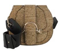 Umhängetasche Small 110 Bag Op Natural Black