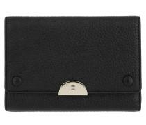 Romy Wallet Black Portemonnaie