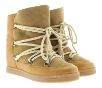 Boots & Booties - Nowles Snow Boots Camel