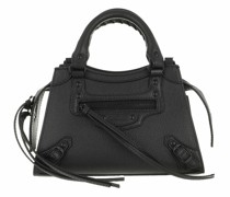 Satchel Bag Neo Classic Mini Top Handle Leather